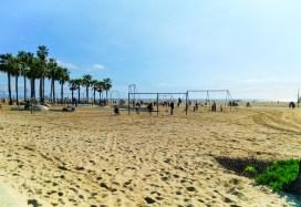 Playground at Santa Monica Beach 1