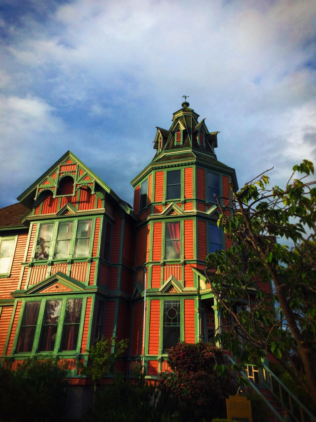 Sterrit Victorian Mansion Uptown Port Townsend 1