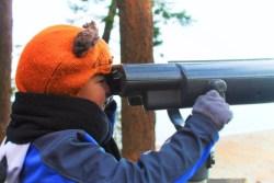 Taylor Kids at Dungeness Spit National Wildlife Refuge Sequim 2