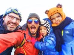 Taylor family at Dungeness Spit National Wildlife Refuge Sequim 10
