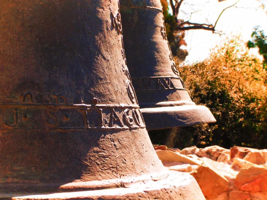 Bells at Mission San Juan Capistrano 1