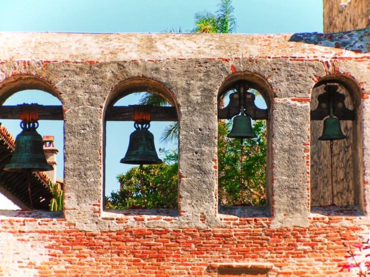 Bells at Mission San Juan Capistrano 2