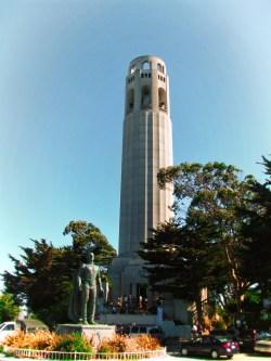 Coit Tower Telegraph Hill San Francisco 3