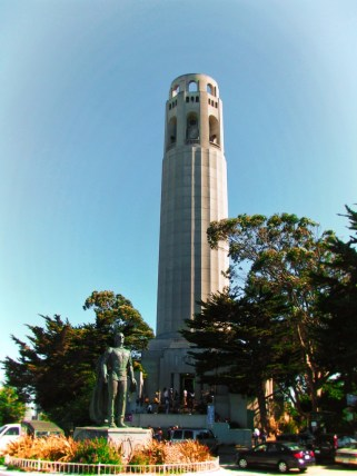Coit Tower Telegraph Hill San Francisco 3