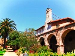 Gardens at Mission San Juan Capistrano 2