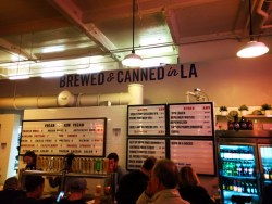 Golden Road Brewing in Grand Central Market Los Angeles 1