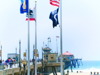 Huntington Beach Pier 3