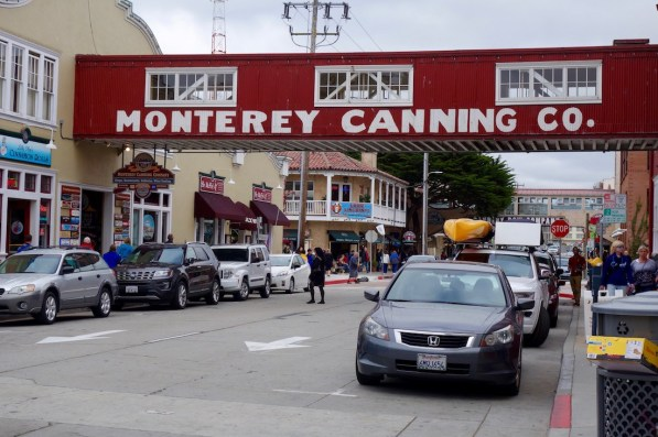 Monterey Cannery Row Passports and Plates 1