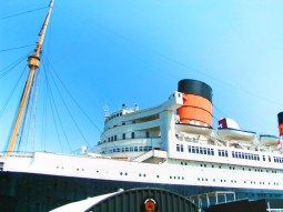 The Queen Mary Long Beach Pier 1