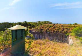 Bunkers at Fort De Soto Park Campground Pinellas County Florida 1