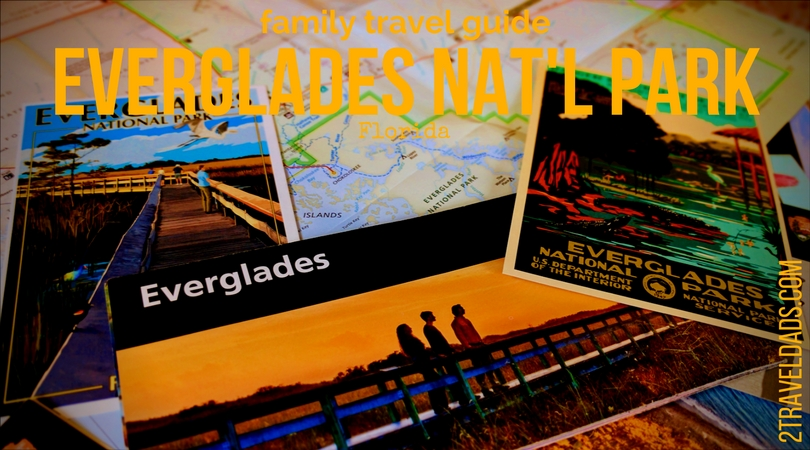 Everglades National Park is home to alligators, flamingos, manatees and more. Florida's greatest swamp is beautiful, interesting and fun for family travel! 2traveldads.com