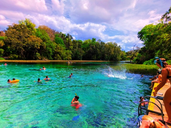 Rainbow Springs State Park Florida S Magical Back Country