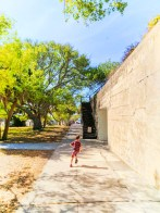 Taylor Family at Bunkers at Fort De Soto Park Campground Pinellas County Florida 1