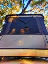 Taylor Family with Escape Campervan Fort De Soto Park St Pete Beach Florida 7
