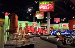 Coca Cola Americana Museum at Daytona Beach MOAS 1