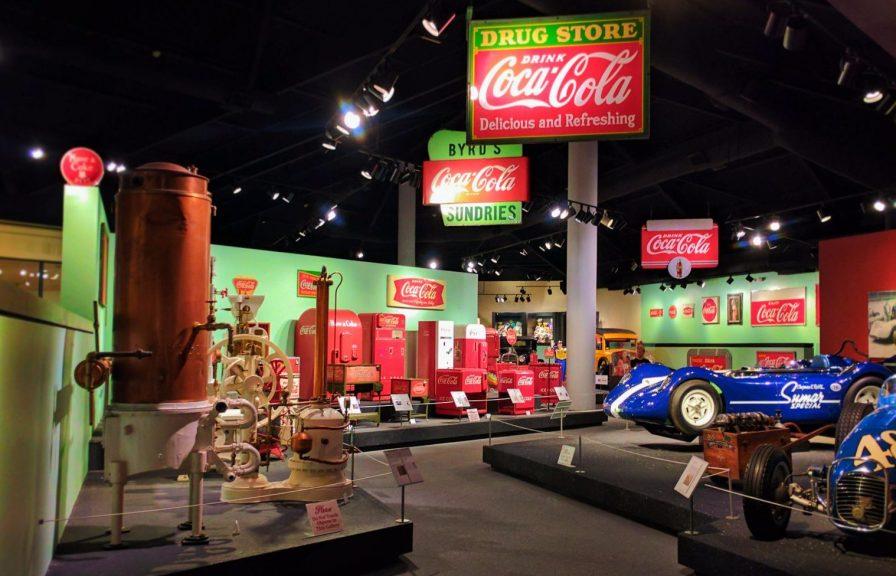 Coca Cola Americana Museum at Daytona Beach MOAS 1