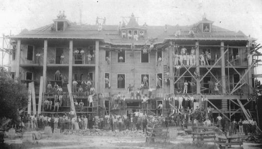 Jekyll Island Club historic Photo
