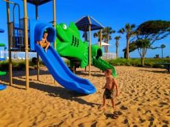 Playground at Holiday Inn Resort Jekyll Island Golden Isles Georgia 1