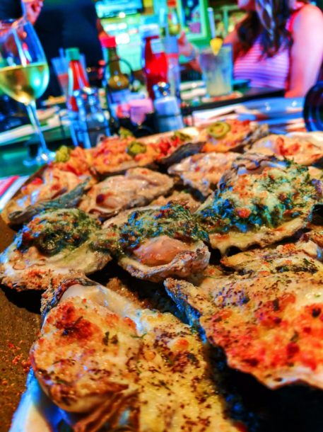 Stuffed Oysters at Wintzells Oyster House Mobile Alabama 1