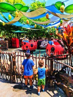 Taylor Family Francis Ladybugs Bugland Disneys California Adventure 1