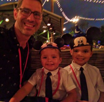 Taylor Family at Maters Junkyard Jamboree Cars Land Disneys California Adventure 2