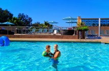 Taylor Family Swimming Pool Hyatt House Anaheim