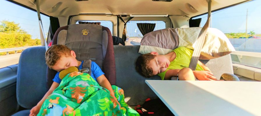 So tired after a long day in Big Cypress National Preserve