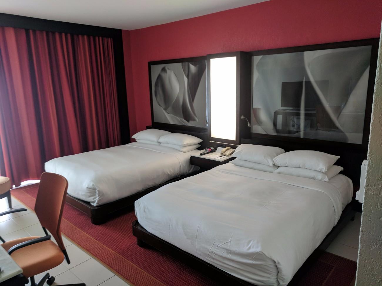 Queen room at Condado Plaza Hilton San Juan Puerto Rico