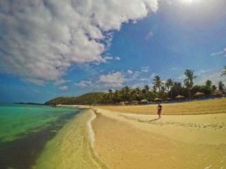 Beach on Isla Palominito El Conquistador Puerto Rico 3