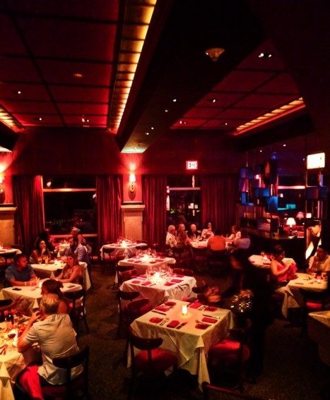 Chops Restaurant at El Conquistador Resort Puerto Rico 1