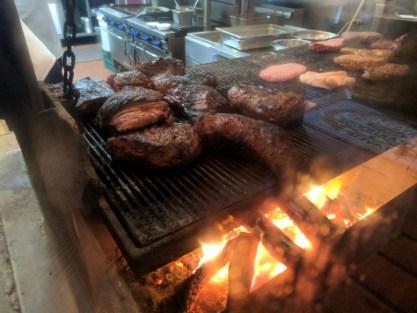 Dinner at Shaws Steakhouse Santa Maria California 1