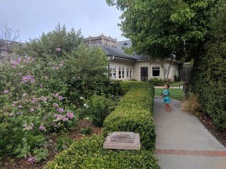 Taylor Family staying at Cambria Pines Lodge 4