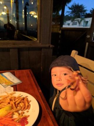 Dining in Cambria California 5