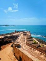 View from Castillo del Morro Old San Juan National Historic Site Puerto Rico 1