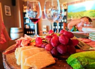 Wine Tasting at Ca de Grevino Orcutt Santa Maria Valley 4
