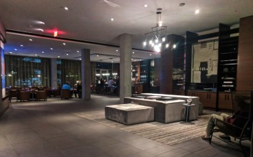 Lobby of AC Hotel Tempe 1