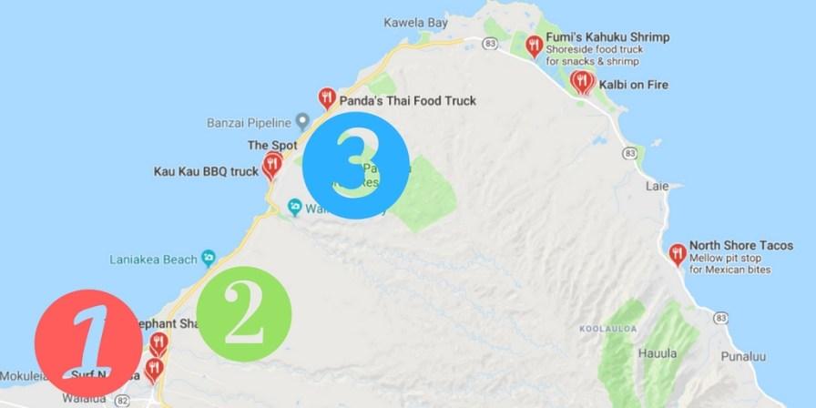 Hawaiian Food Trucks Oahu