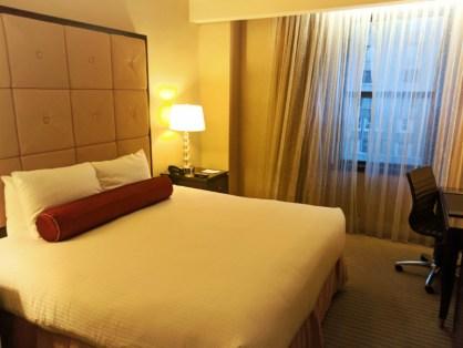 Hotel Room at Millennium Knickerbocker Hotel Chicago 2