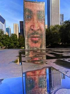 Public Art Millennium Park Magnificent Mile Downtown Chicago 3