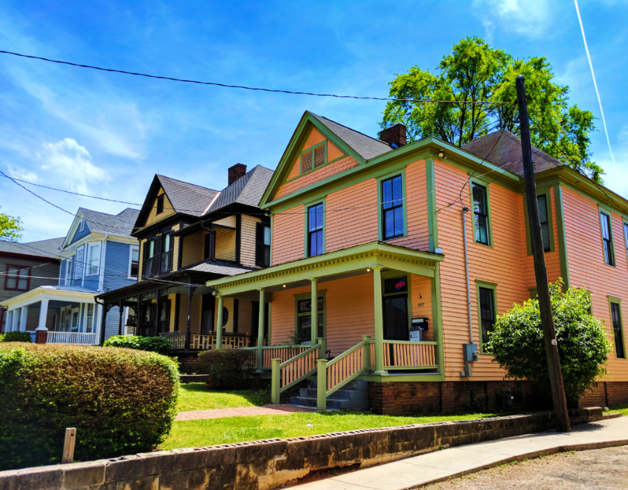 Birthplace Martin Luther King Jr National Historic Site Atlanta 1