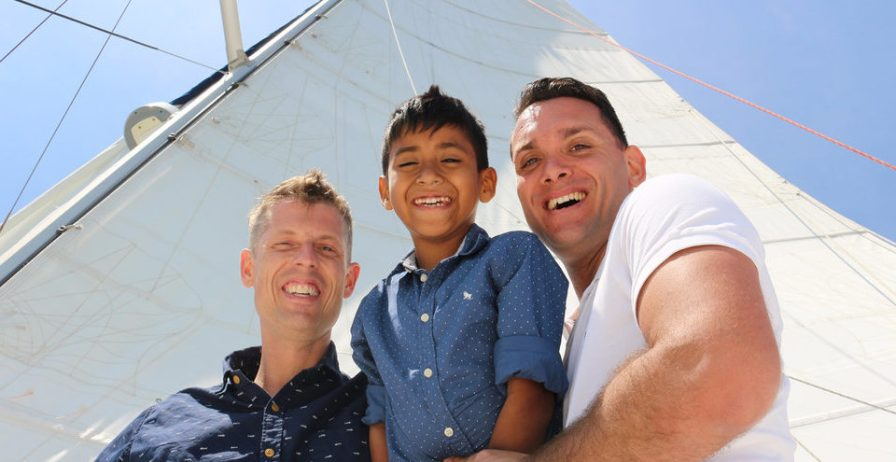 The Wind Expedition on sailing vessel