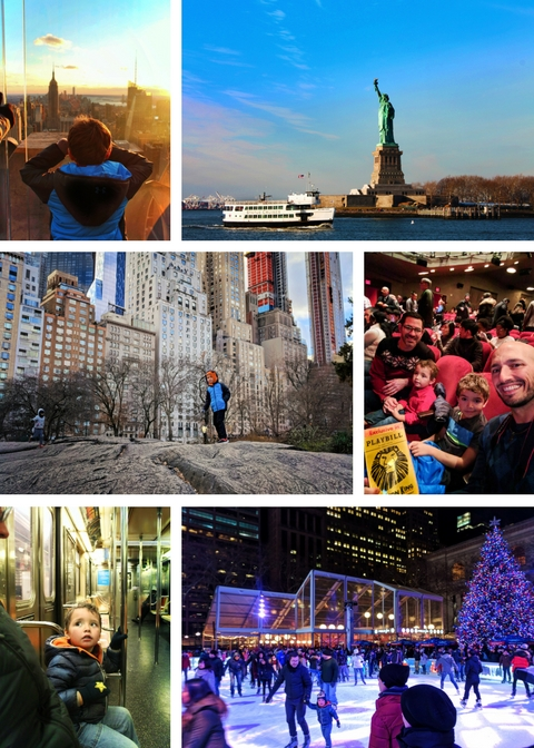 Planning nyc with kids from building an itinerary to for Nyc kids activities today