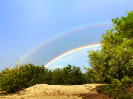 Rainbow at Poipu Koloa on Kauai ALaBadie 2TD writer 1