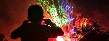 Alamo Scenic Route Fireworks header
