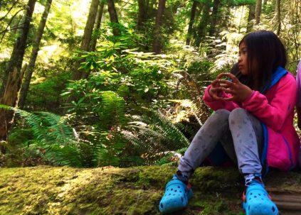 Wandering Daughter TB North Beach Trail Deception Pass 1