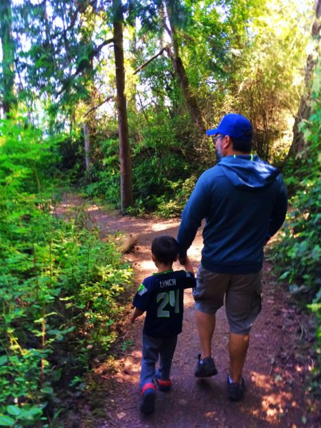 Wandering Daughter TB North Beach Trail Deception Pass 3