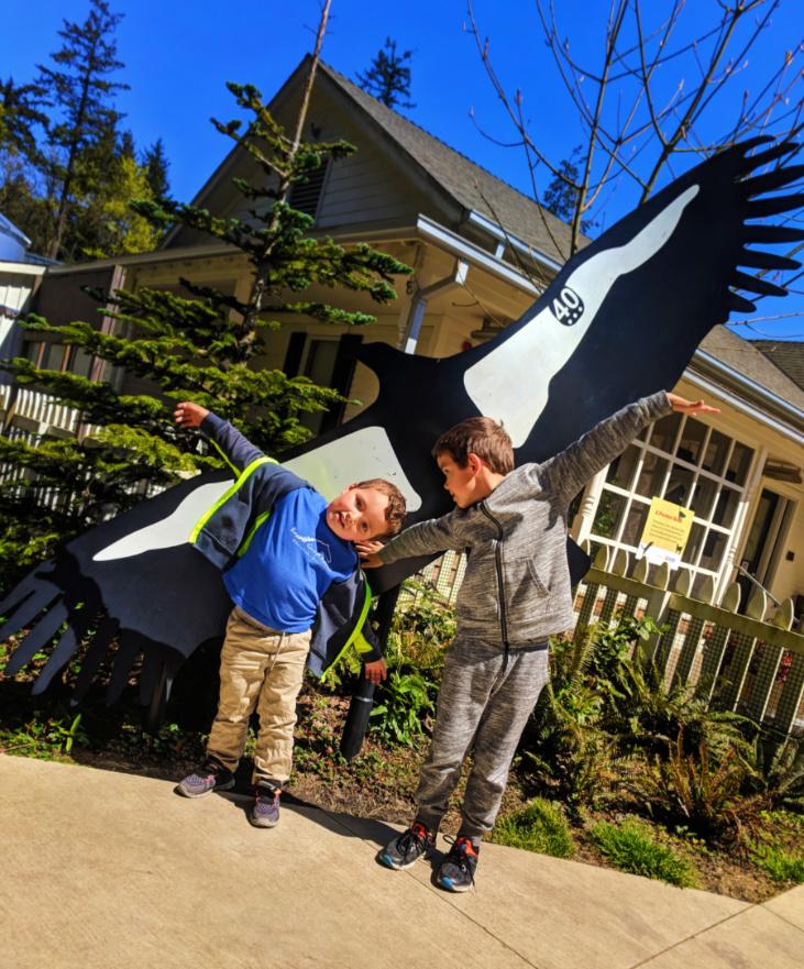 Taylor Family at Oregon Zoo Portland 6
