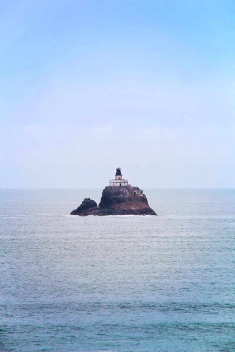 Tillamook Head Lighthouse from Ecola State Park Cannon Beach Oregon Coast 2