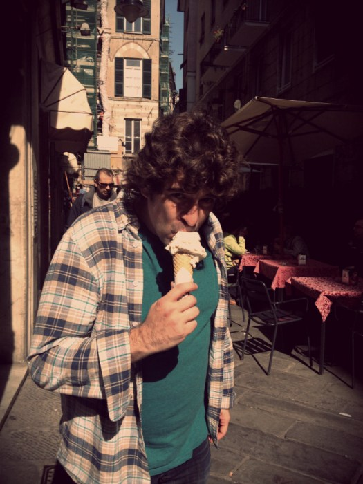 We ate gelato six times in two days. And we could have eaten more. It's better than you could ever imagine.