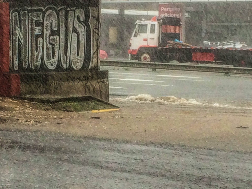 Flooding Streets